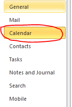 Automatically accepting meeting request from Microsoft Outlook 2010 (2/4)